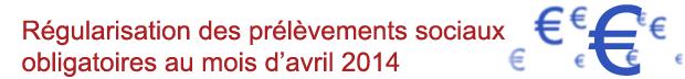 régularisation-prélèvements-2014
