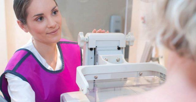 octobre rose l'importante de la mammographie